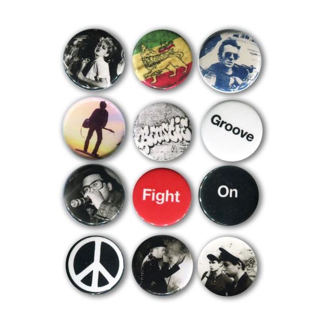 grooving badges